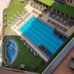 Speke Apartment swimming pool
