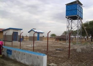 Solar water pumping in Northern Uganda